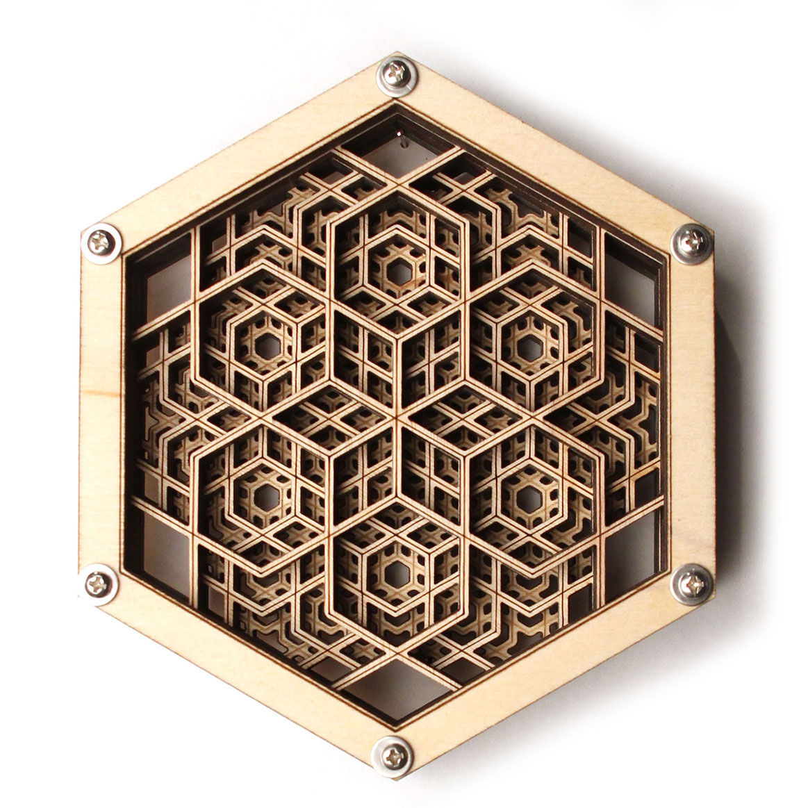 Hex Thing - Naked Geometry