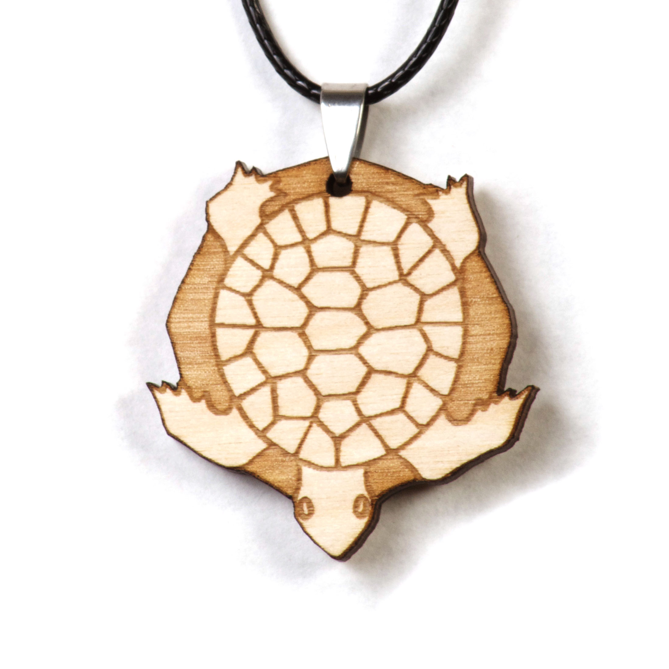 turtle img store necklace pendant giftware iron ore